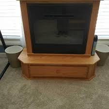 Amish Electric Fireplace Find More Amish Electric Fireplace Heater With Storage Base For