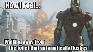 How I Feel Meme - how i feel walking away from a toilet