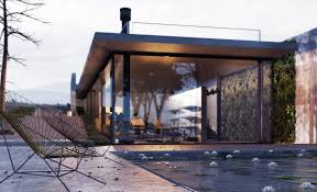 Architecture Visualization by Architectural Visualization Downstairs House Blendernation