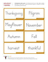 thanksgiving worksheets school sparks
