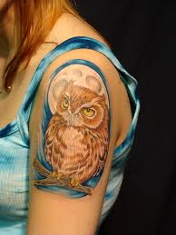 tattoo girl owl owl tattoos for girls designs ideas and meaning tattoos for you