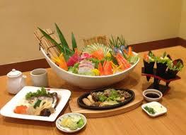 cuisine la buffet แบบ a la carte ค ออะไร tohkai japanese restaurant