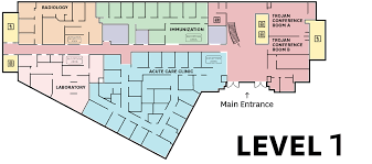 Physical Therapy Clinic Floor Plans Location And Map Usc Engemann Student Health Center Usc