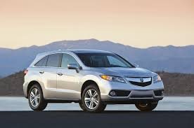 2015 acura rdx reviews and rating motor trend