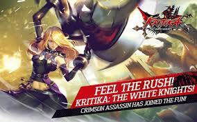 download game kritika mod apk data download kritika the white knights 2 40 11 mod apk latest