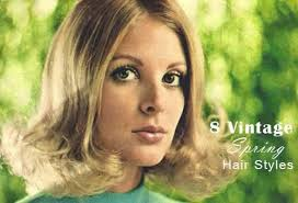 1970s hair shoulder length 8 vintage spring hair styles from the 1970s mod and mint