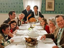 the league thanksgiving episode rockwell u0027s thanksgiving parodies