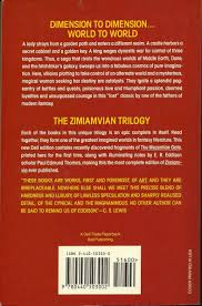 black gate articles vintage treasures zimiamvia a trilogy by