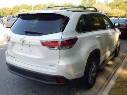 2015 Highlander Release Date 2015 Used Toyota Highlander Fwd 4dr V6 Xle At Chevrolet Of