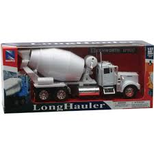 kenworth w900 model truck 1 32 scale die cast kenworth w900 cement truck walmart com