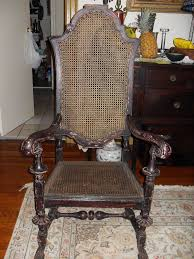 Oak Armchair William And Mary Oak Armchair Circa Late 17th To Early 18th