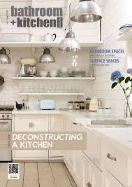 bathroom kitchen today vol 3 2017 by bathroom kitchen