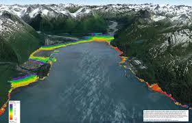 Maps Alaska by Uaf Scientist Maps Potential Tsunami Damage In Alaska U2013 The Sun Star