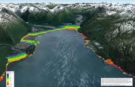 Maps Alaska uaf scientist maps potential tsunami damage in alaska u2013 the sun star