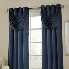 Drapes With Matching Valances Buy Grommet Valances Window Treatments From Bed Bath U0026 Beyond