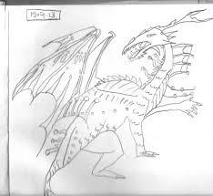 hand drawn dragon sketches by rish u2013 dragonsandmorebyrish