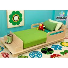 Kidkraft Storage Bench Kidkraft Modern Wooden Toddler Bed Very Low To Ground Built In
