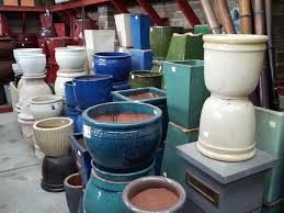 large ceramic planters pots u2013 outdoor decorations