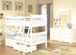 White Wooden Bunk Bed Childrens Bunk Beds With Stairs Uk Bedroom Good Looking Funky At