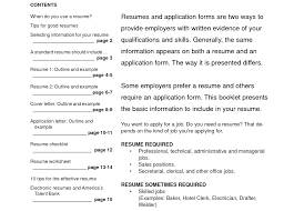 Tips For A Perfect Resume Resume Beautiful Job Resume Maker Resume Writing Tool Sample