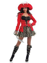 Womens Pirate Halloween Costumes Ladies Pirate Fancy Dress Womens Caribbean Bucanneer Ship Mate