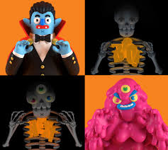 nickelodeon halloween costume nick halloween on behance