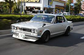 nissan skyline for sale in japan 1971 nissan skyline 2000 gt r first drive motor trend