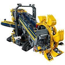 lego technic lego technic wheel excavator 42055 target