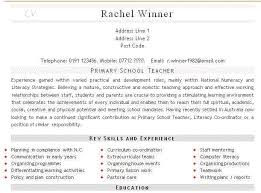 Good Resume Layout Example by Cv Layout Examples Uk