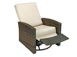 Patio Chair Swivel Rocker Rocking Patio Chairs Wicker Rocking Chair Lowes Conversysinc