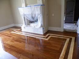 hardwood floor inlay flooring contractor