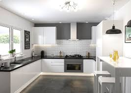 how to touch up white gloss kitchen cabinets setting a white gloss kitchen in modern style high gloss