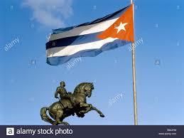Cuban Flag Images Equestrian Statue Memorial To The General Antonio Maceo Cuban