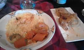 cuisine poulet au four couscous poulet au four picture of le djurdjura douai tripadvisor