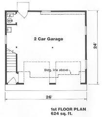 Big Garage Plans How Big Is 500 Square Feet 108