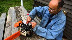 chainsaw won u0027t start stihl ms 170 youtube