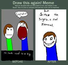 Comic Maker Meme - meme comic maker before and after by arkden on deviantart