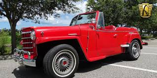 willys jeepster red willys overland for sale used cars on buysellsearch