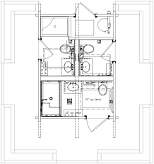 100 bathroom floor plan 5 ideas for a one bedroom apartment