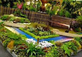 pictures of beautiful gardens with flowers home gardening home outdoor decoration