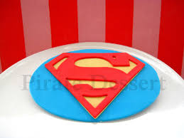 superman cake toppers edible cake topper classic superman logo of steel