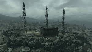 Fallout 3 Maps by Wkml Broadcast Station Fallout Wiki Fandom Powered By Wikia