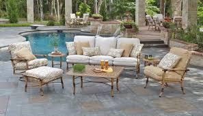 Woodard Cortland Cushion Patio Furniture Woodard Aluminum Patio Furniture Patiosusa Com