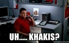 Jake From State Farm Meme - uh khakis jake from state farm meme generator