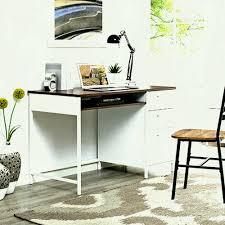 Home Depot Computer Desks Prepac Black Desk With Shelves Behw The Home Depot Antique Paint