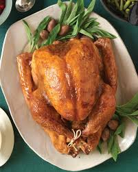simple thanksgiving turkey recipe easy turkey recipes martha stewart