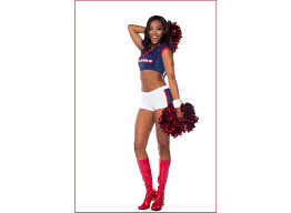Houston Texans Cheerleader Halloween Costume 2017 Pro Bowl Cheerleaders Nfl