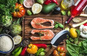 cuisine du soir ingredints de cuisine du soir poisson cru de saumon avec des