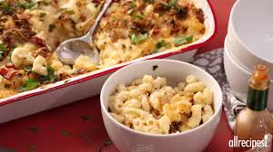 macaroni and cheese with caramelized onions and bacon recipe