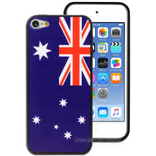 Pictures Of The Australian Flag Australian Flag Printed Hard Back Case For Apple Ipod Touch 6th